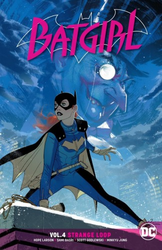 BATGIRL VOLUME 4 STRANGE LOOP GRAPHIC NOVEL