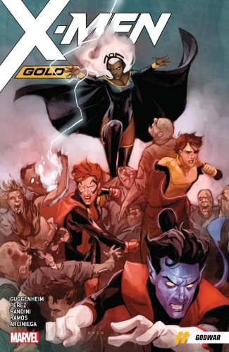 X-MEN GOLD VOLUME 7 GRAPHIC NOVEL