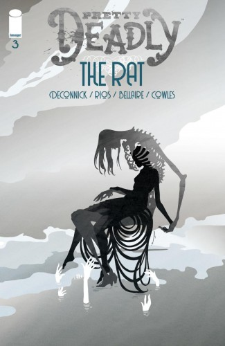 PRETTY DEADLY RAT #3