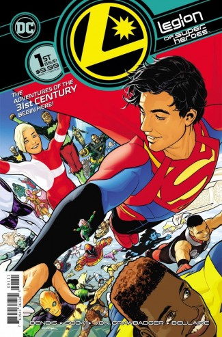 LEGION OF SUPER HEROES #1 (2019 SERIES)