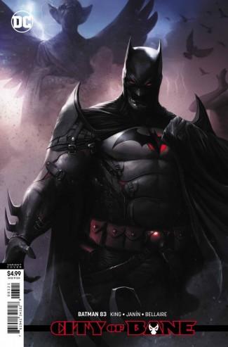 BATMAN #83 (2016 SERIES) CARD STOCK VARIANT