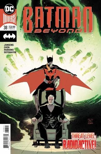 BATMAN BEYOND #38 (2016 SERIES)