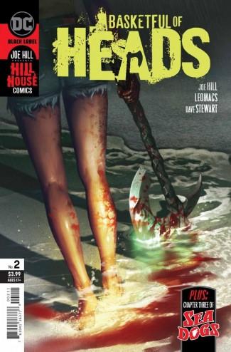 BASKETFUL OF HEADS #2