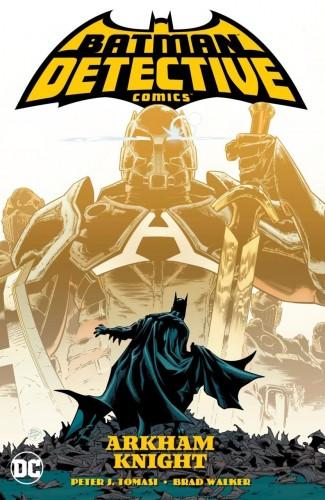 BATMAN DETECTIVE COMICS VOLUME 2 ARKHAM KNIGHT HARDCOVER