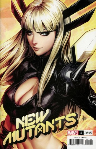 NEW MUTANTS #1 (2019 SERIES) ARTGERM VARIANT