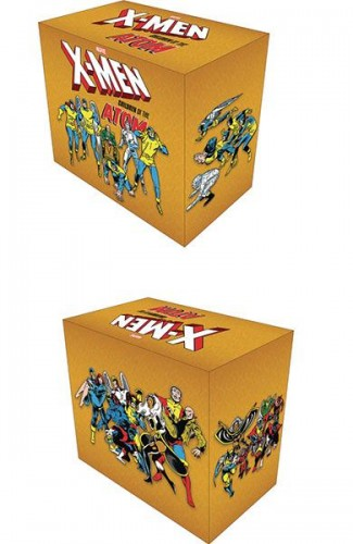 X-MEN CHILDREN OF THE ATOM SLIPCASE HARDCOVER BOX SET
