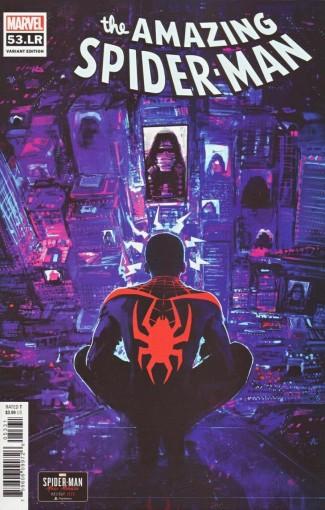 AMAZING SPIDER-MAN #53.LR (2018 SERIES) MILES MORALES 1:10 INCENTIVE VARIANT