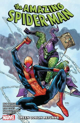 AMAZING SPIDER-MAN BY NICK SPENCER VOLUME 10 GREEN GOBLIN RETURNS GRAPHIC NOVEL