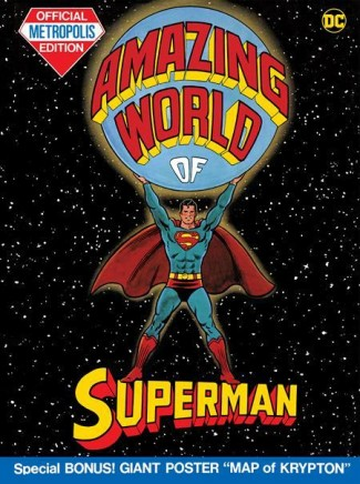 AMAZING WORLD OF SUPERMAN TABLOID EDITION HARDCOVER