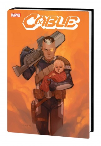 CABLE BY GERRY DUGGAN VOLUME 1 HARDCOVER