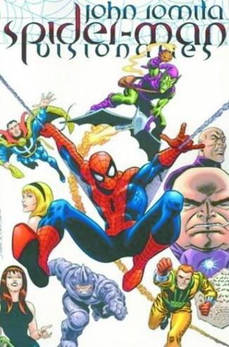 SPIDER-MAN VISIONARIES JOHN ROMITA SR GRAPHIC NOVEL