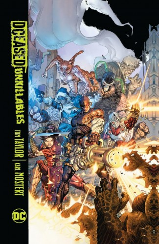 DCEASED UNKILLABLES HARDCOVER