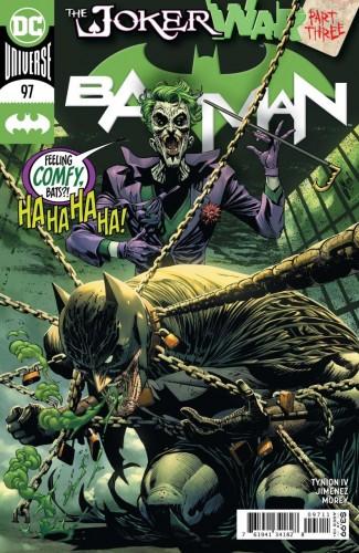 BATMAN #97 (2016 SERIES) JOKER WAR TIE-IN