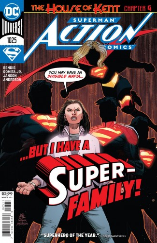 ACTION COMICS #1025 (2016 SERIES)