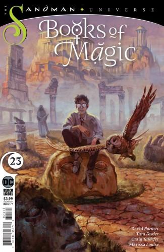 BOOKS OF MAGIC #23 (2018 SERIES)