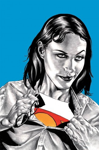 LOIS LANE ENEMY OF THE PEOPLE GRAPHIC NOVEL