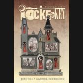 LOCKE & KEY HEAVEN & EARTH DELUXE EDITION HARDCOVER