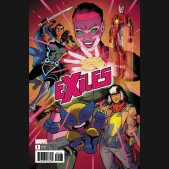 EXILES #1 RODRIGUEZ 1 IN 10 INCENTIVE VARIANT