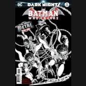 BATMAN WHO LAUGHS #1 3RD PRINTING