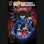 GO GO POWER RANGERS #17