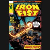 IRON FIST #73 (2017  SERIES) LEGACY PERKINS LENTICULAR VARIANT