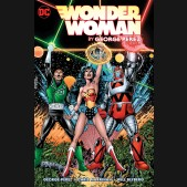 WONDER WOMAN BY GEORGE PEREZ VOLUME 3 GRAPHIC NOVEL
