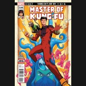 MASTER OF KUNG FU #126 LEGACY