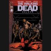 WALKING DEAD DELUXE #11 COVER A FINCH & MCCAIG