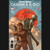 STAR WARS ROGUE ONE CASSIAN AND K2SO SPECIAL #1