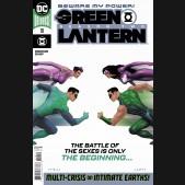 GREEN LANTERN SEASON 2 #10