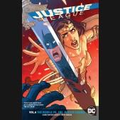 JUSTICE LEAGUE VOLUME 6 PEOPLE VS THE JUSTICE LEAGUE GRAPHIC NOVEL