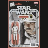 STAR WARS #37 (2015 SERIES) CHRISTOPHER ACTION FIGURE VARIANT