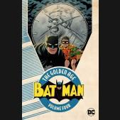 BATMAN THE GOLDEN AGE VOLUME 4 GRAPHIC NOVEL