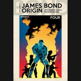 JAMES BOND ORIGIN #4