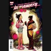 RUNAWAYS #34 (2017 SERIES)