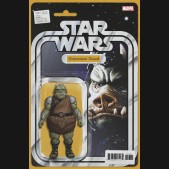STAR WARS #56 (2015 SERIES) CHRISTOPHER ACTION FIGURE VARIANT