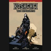 KOSHCHEI THE DEATHLESS GRAPHIC NOVEL