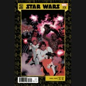 STAR WARS #34 (2015 SEIRES) ACUNA 40TH ANNIVERSARY VARIANT