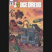 JUDGE DREDD BLESSED EARTH #6