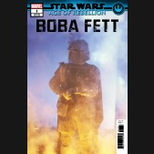 STAR WARS AGE OF REBELLION BOBA FETT #1 MOVIE 1 IN 10 INCENTIVE VARIANT