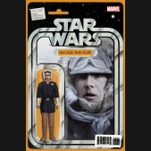 STAR WARS #34 (2015 SERIES) CHRISTOPHER ACTION FIGURE VARIANT