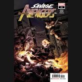 SAVAGE AVENGERS #21 (2019 SERIES)