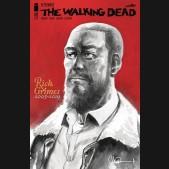 WALKING DEAD #192 SPECIAL COMMEMORATIVE EDITION