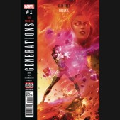 GENERATIONS PHOENIX AND JEAN GREY #1 2ND PRINTING
