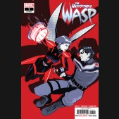 UNSTOPPABLE WASP #7 (2018 SERIES)