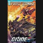 GI JOE FIRST STRIKE #1
