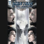 STAR TREK THE NEXT GENERATION THROUGH THE MIRROR #3