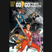 GO GO POWER RANGERS #16