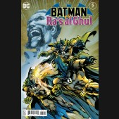 BATMAN VS RAS AL GHUL #5
