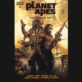 PLANET OF APES SIMIAN AGE #1